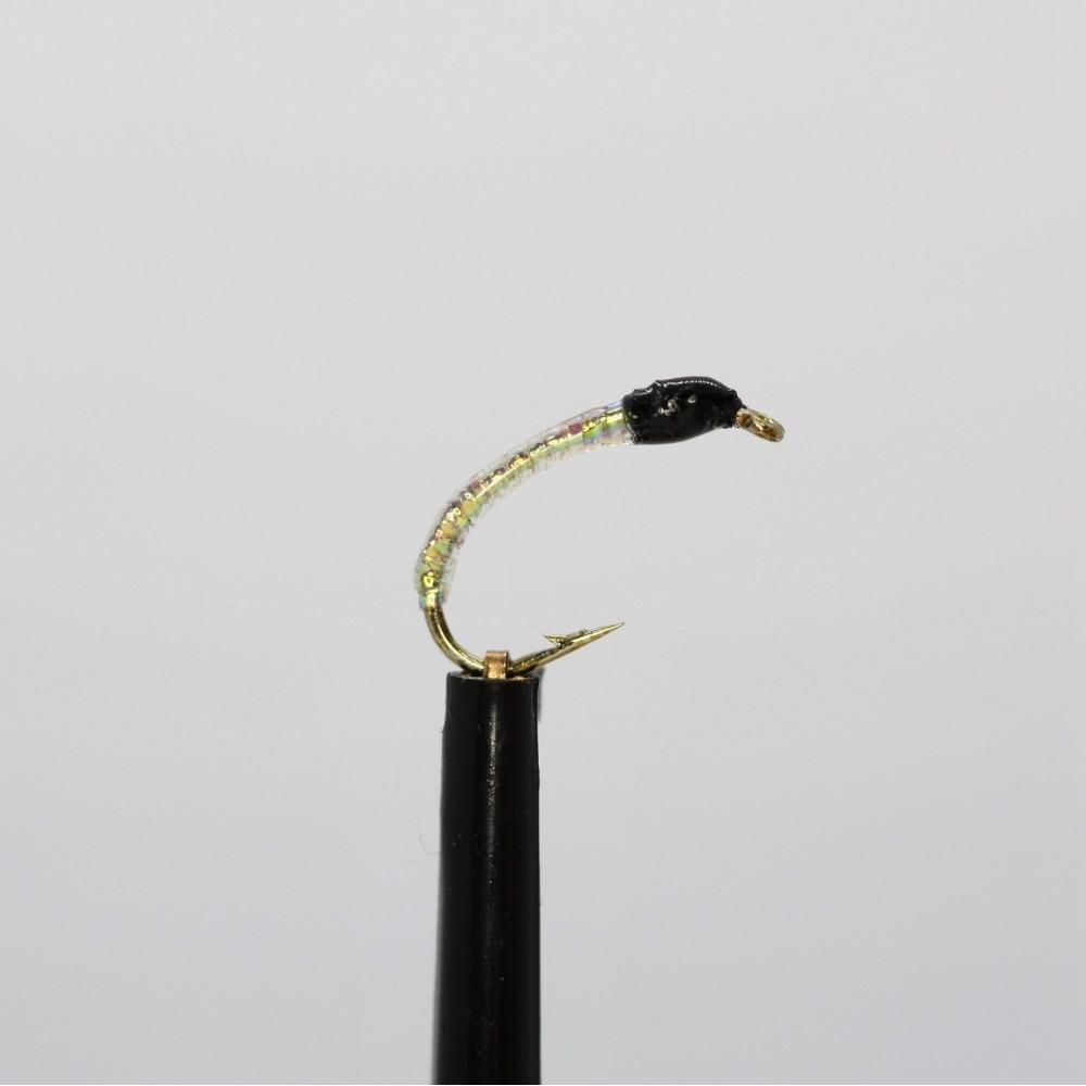 Black Pearly Pinhead Buzzer