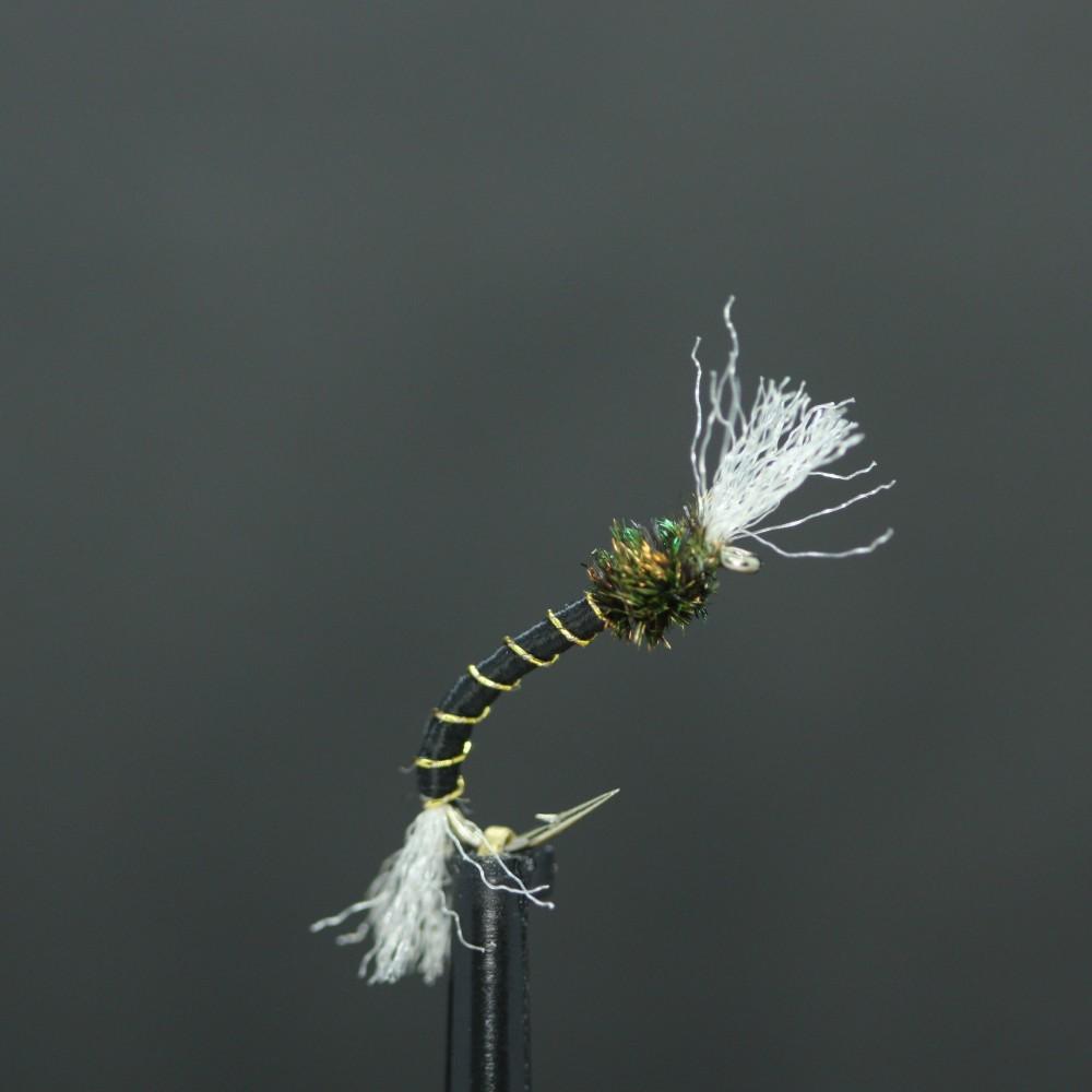 Black Gold Rib Standard Buzzer