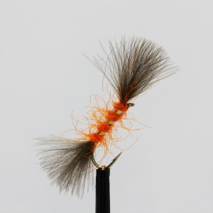 Quill Black Emerger Nymph Size 12