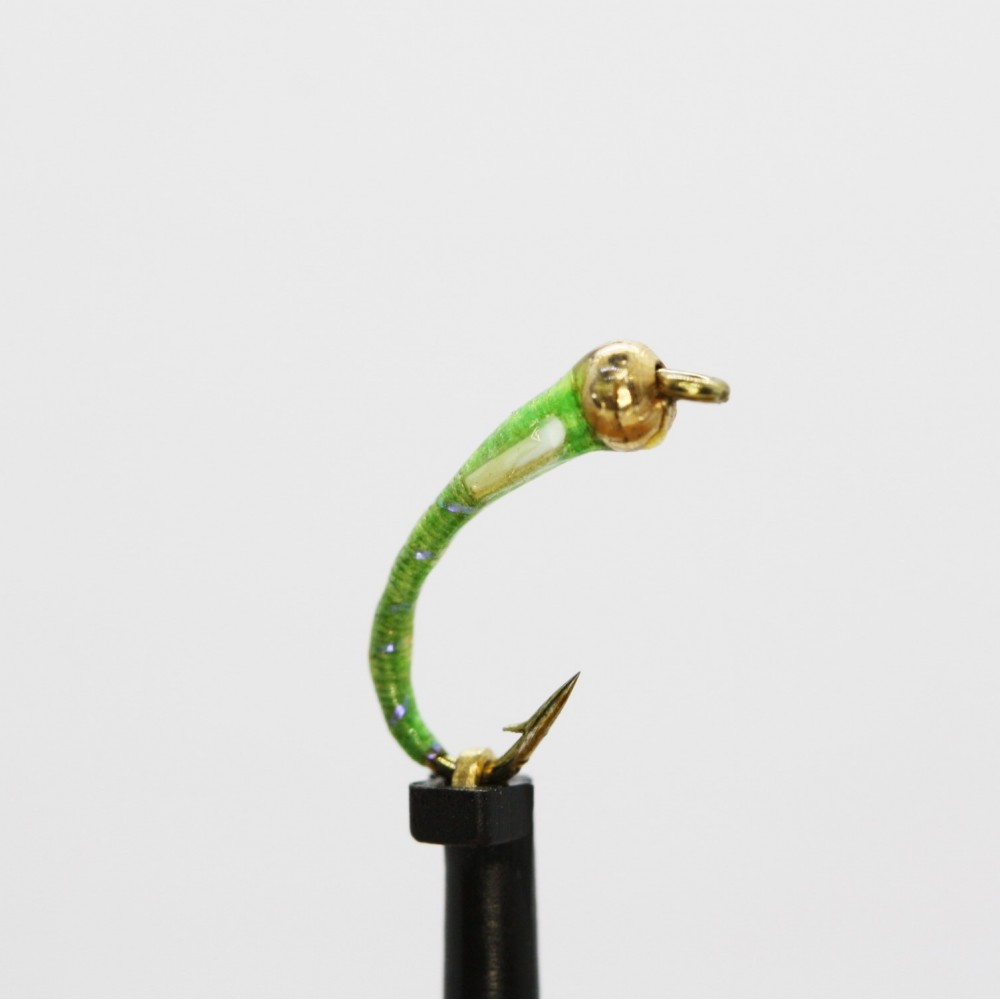 Gold Head UV Green Phosphur Cheeks...