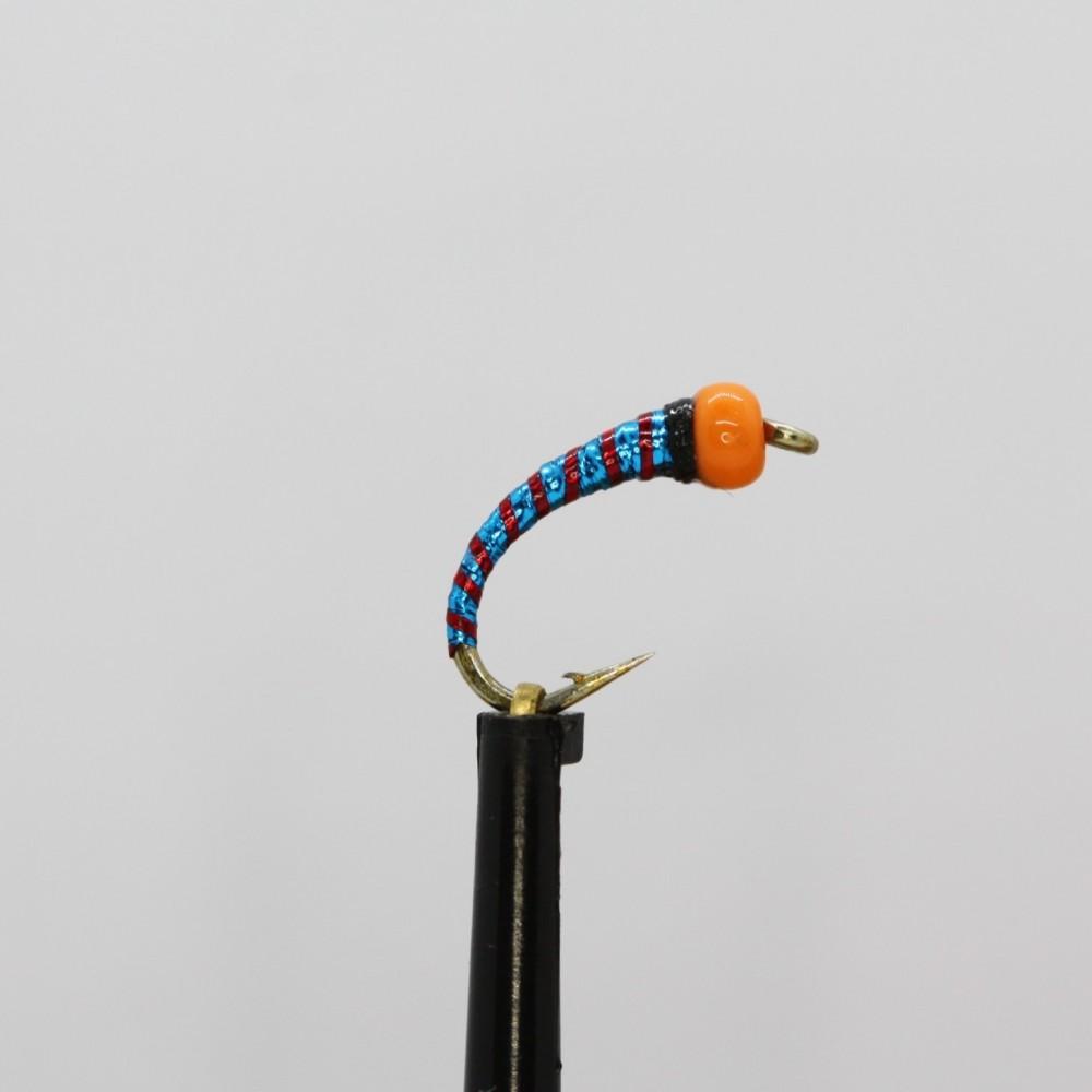 H/H Orange Mosaic Buzzer