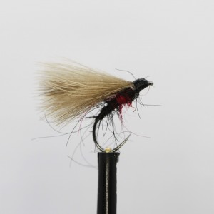 Ian's Pearly Olive Emerger Buzzer Size 14