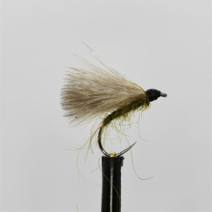 Olive CDC F Fly Barbless