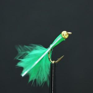 Fluo Green Epoxy Stalking Bug