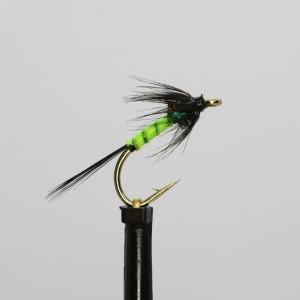 Black, Chartreuse Body,...