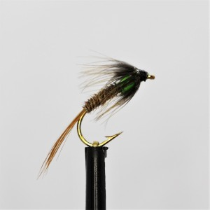 Red Butt Hares Ear Nymph - Size 12