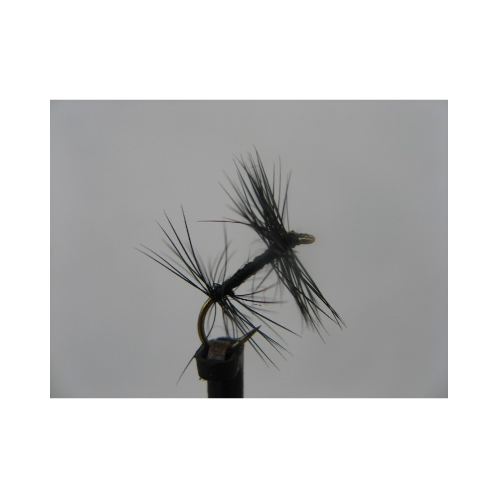 Dry Knotted Midge Size 14