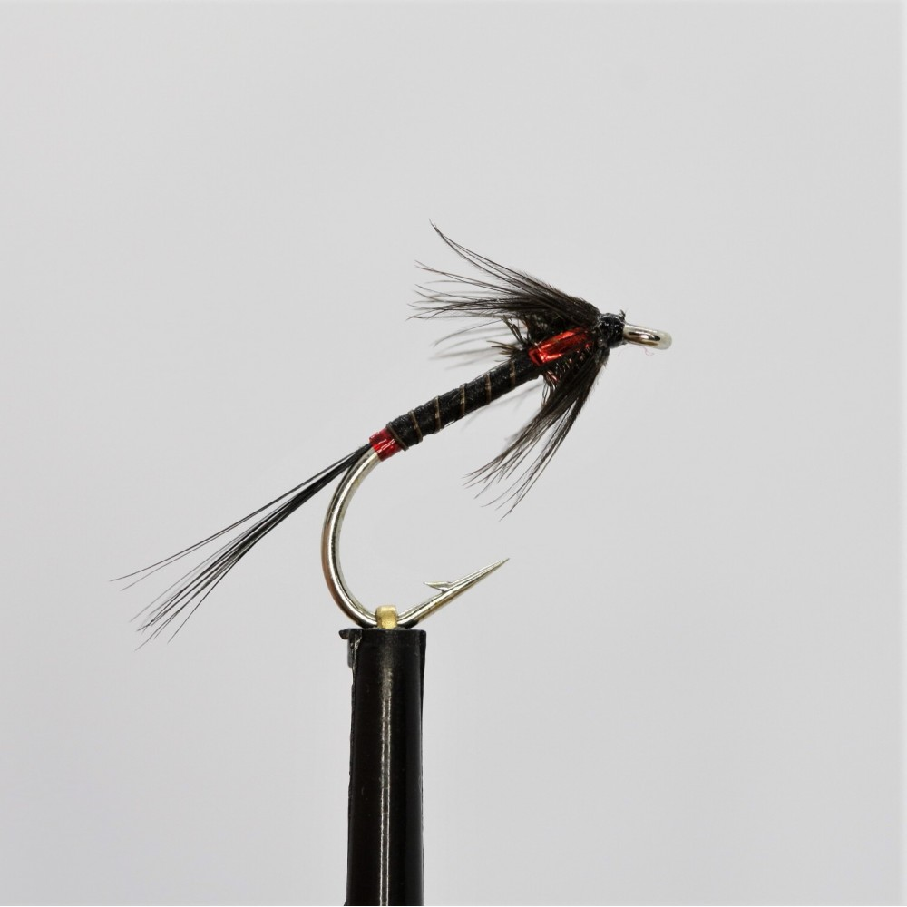 Black Quill Holo Red Cheeks Cruncher