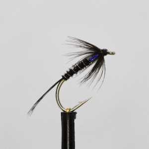 Black Gnat Dry Barbless