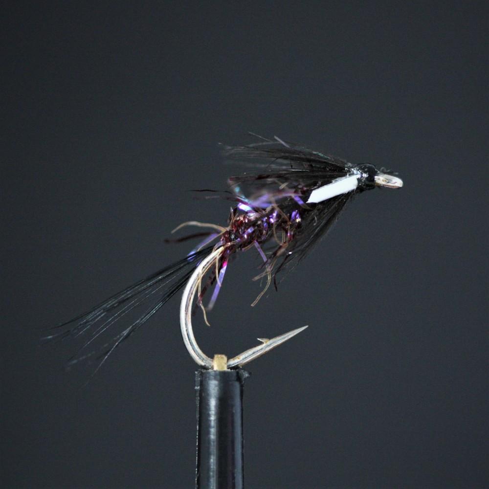 Black UV Straggle Cruncher