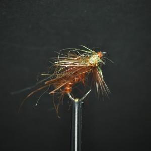 Fiery Brown Midas Dry -...