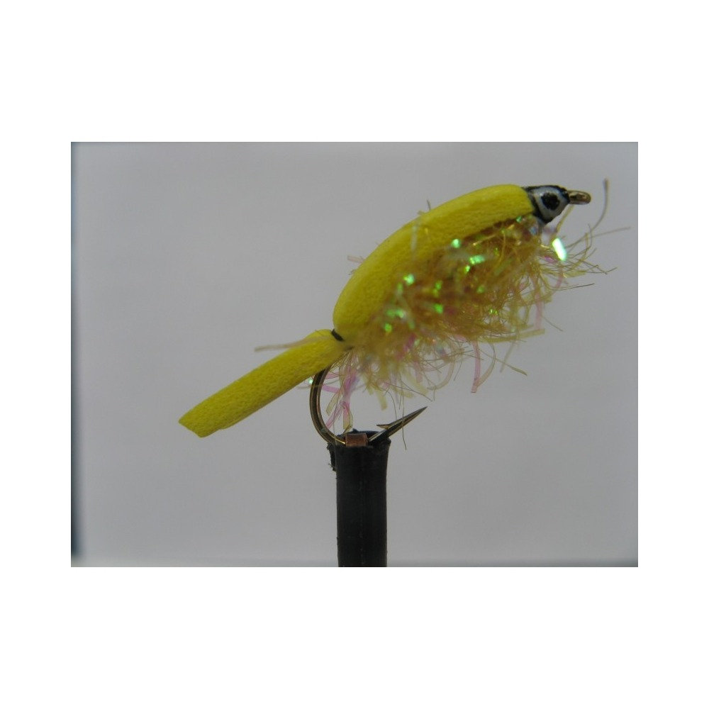 Floating Fry Yellow Size 10 L/S
