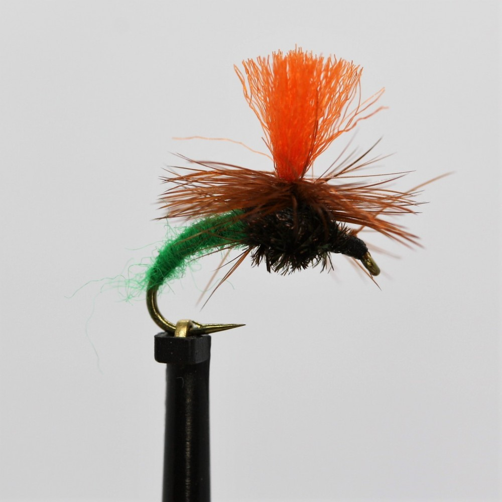 Caddis Green Klinkhammer