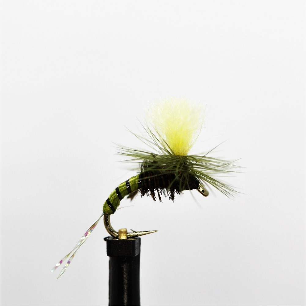 Light Olive Klinkhammer