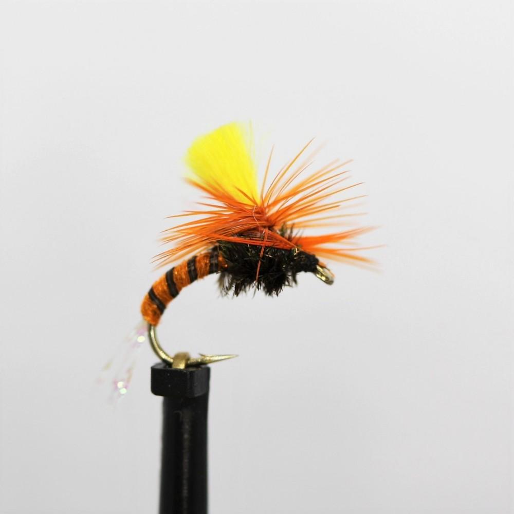 Orange Klinkhammer