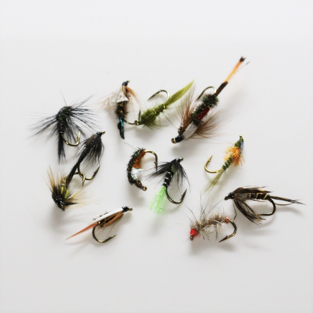Nymph Selection - Size 12