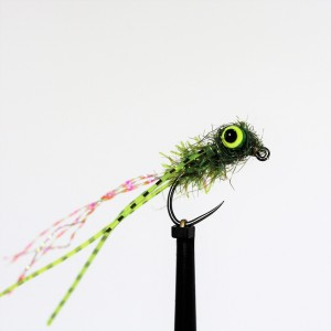 Jelly Bean Olive (Barbless)...
