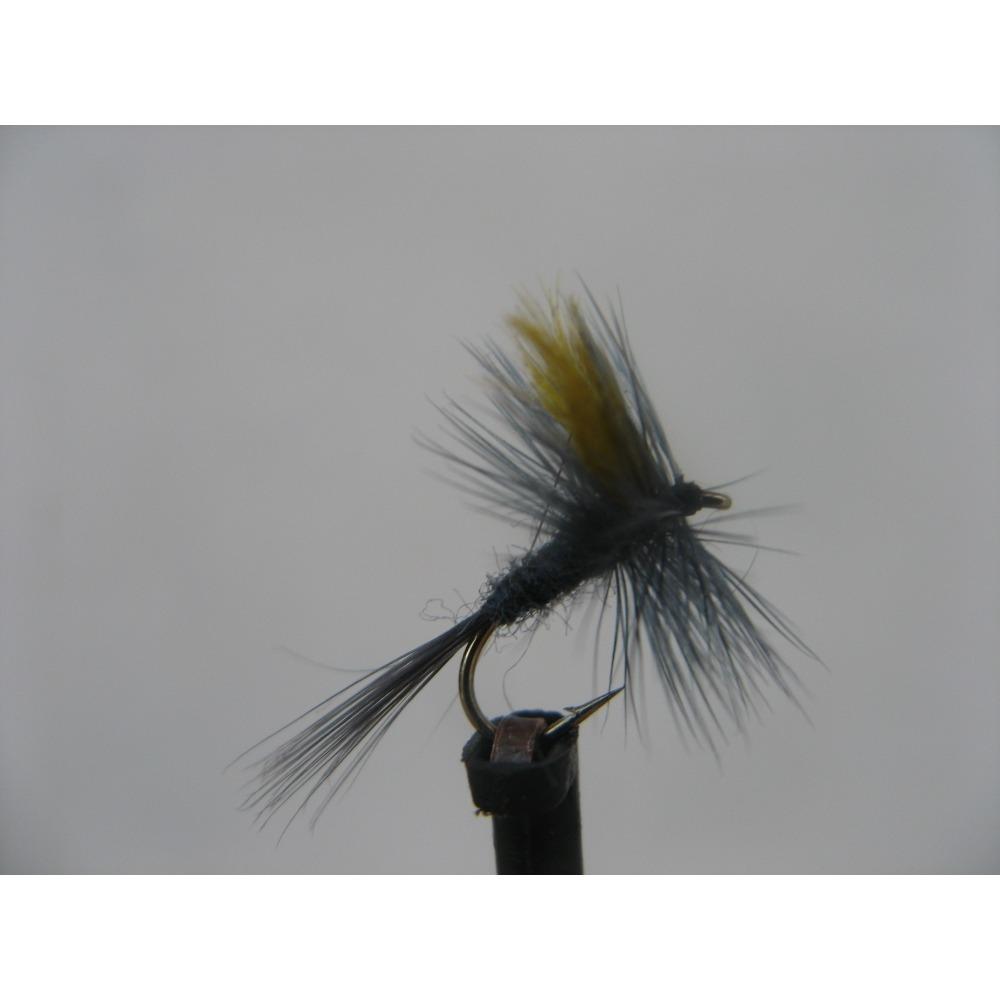 Dry Dark Hendrickson Size 14