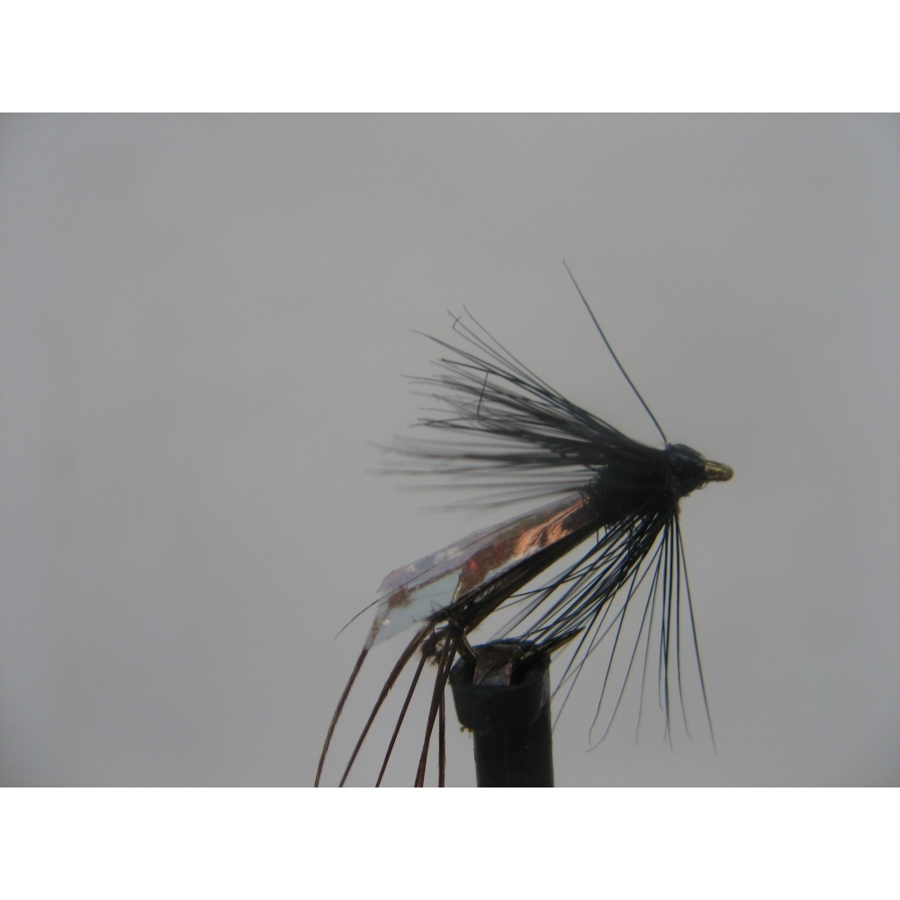 Dry Heather Fly Pearl Wing Size 14