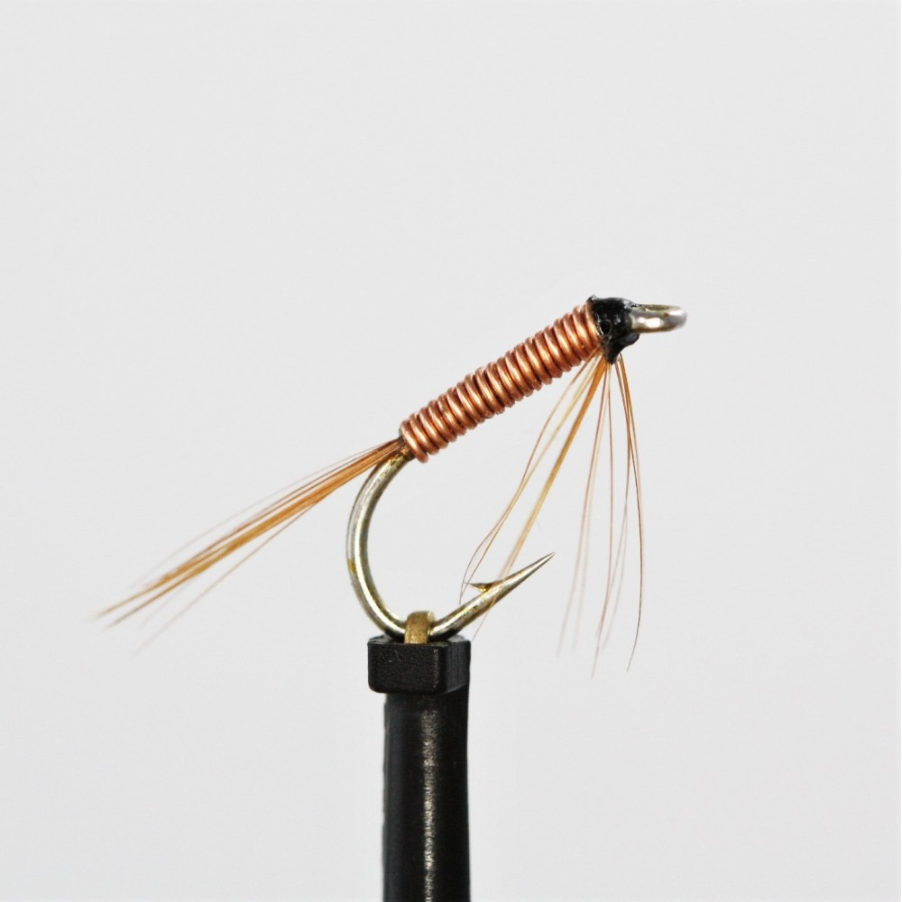 Copper Wire Diawl Bach