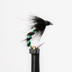 Black and Pearl Emerger...