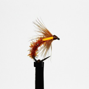 Ian's Pearly Ginger Emerger...