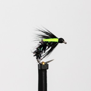 Ian's Pearly Black Emerger...