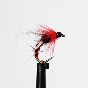 Black and Red Emerger...