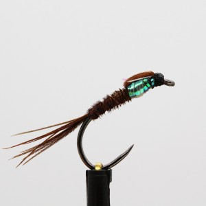Pearly Pheasant Tail Barbless