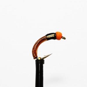 Hot Head Orange Copper Wire...