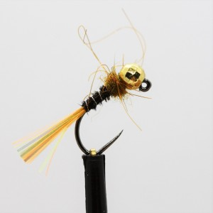 Black, Brown Thorax Jig...