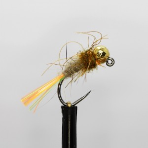 Hares Ear, Olive Thorax Jig...