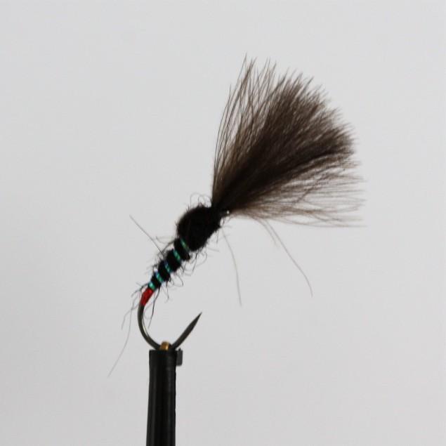 Black CDC Shuttlecock Barbless