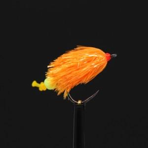 Orange Sunburst Egg Laying...