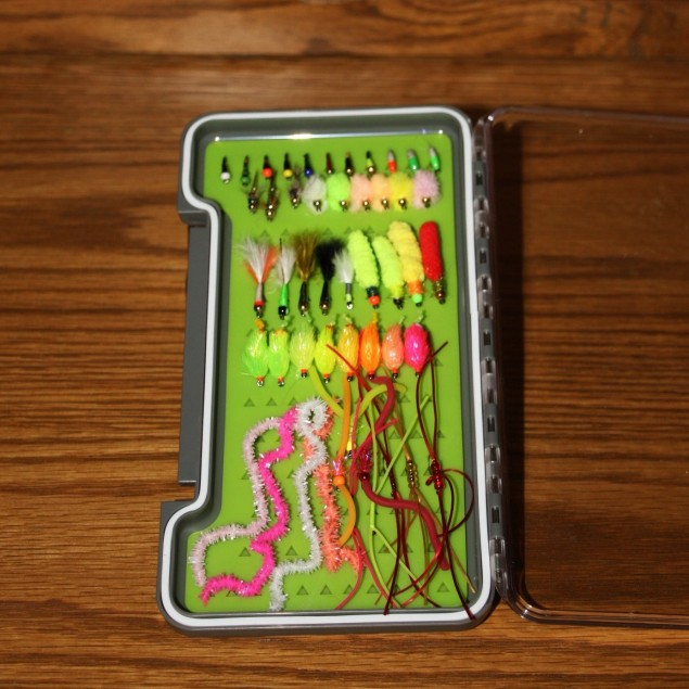 Under Bung Including Fly Box - Barbless