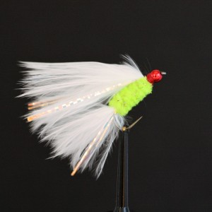 Red Holo Cats Whisker Barbless