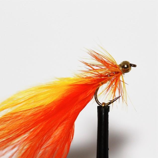 Orange Fire MIni Dancer