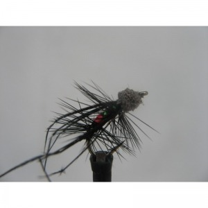 Hopper Muddler Bibio Size 12