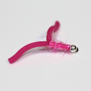 Hot Pink Two Tailed...