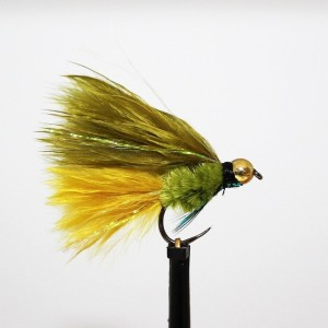 Gold Head Dawsons Olive...