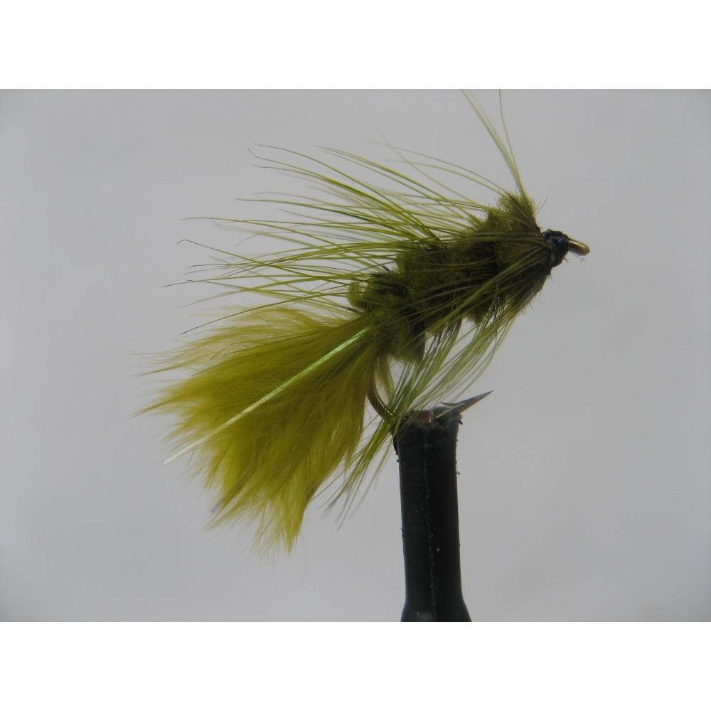 Tadpole Olive Size 10