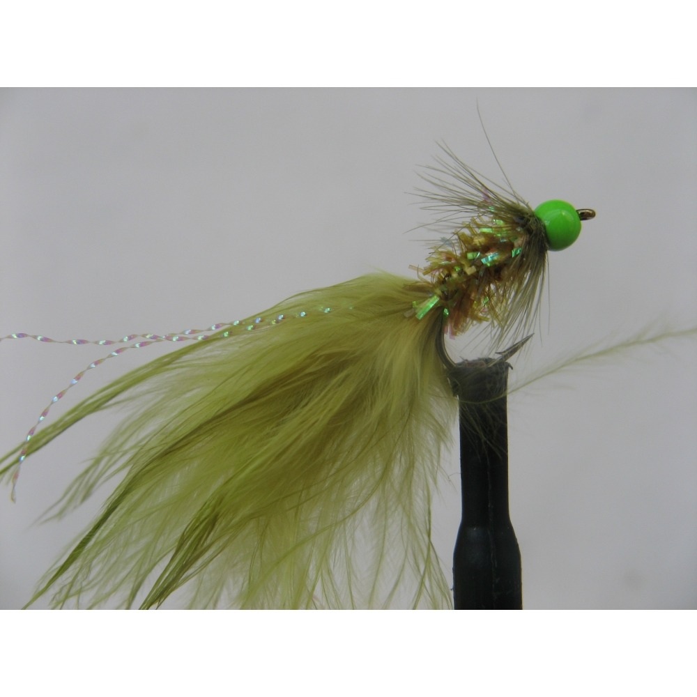Hothead Tadpole Green/Olive Size 12