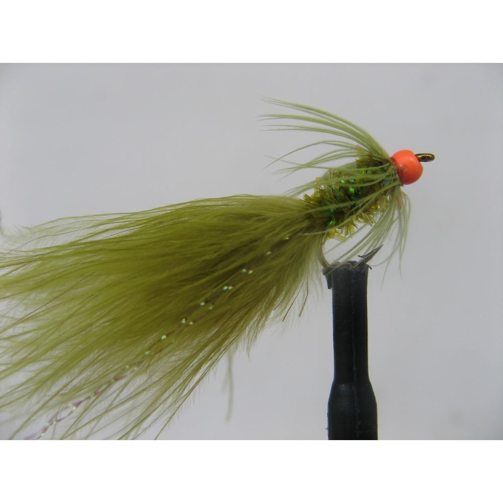 Hothead Tadpole Orange/Olive Size 12