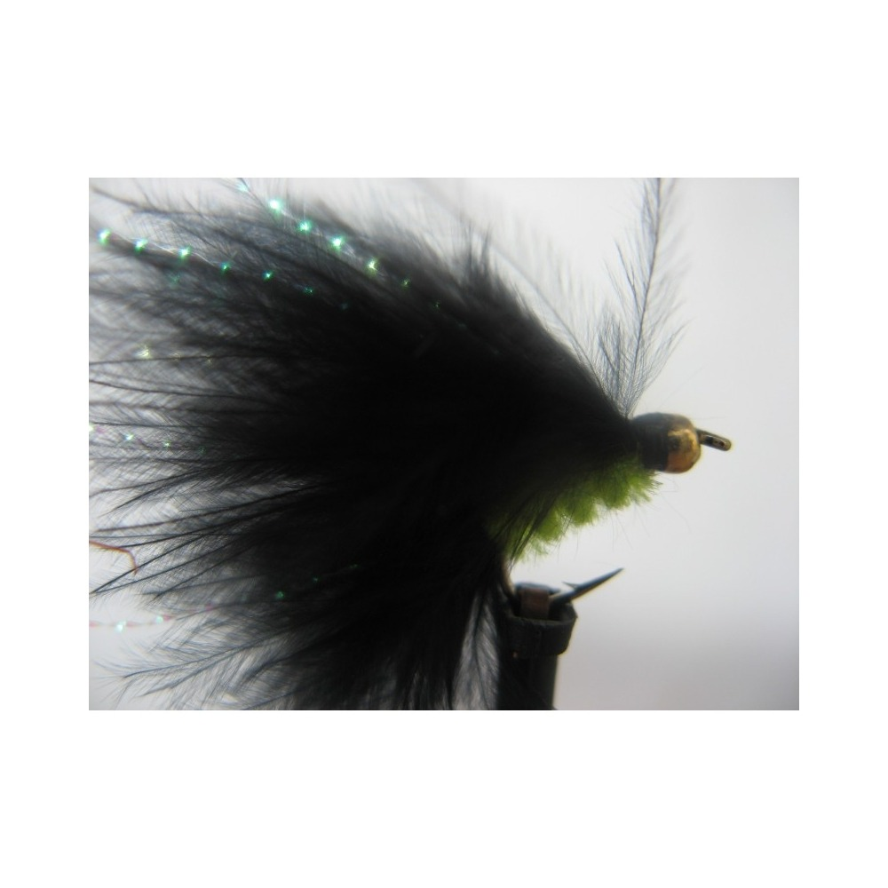 G/Head Mini Cat Lime/Black Size 12
