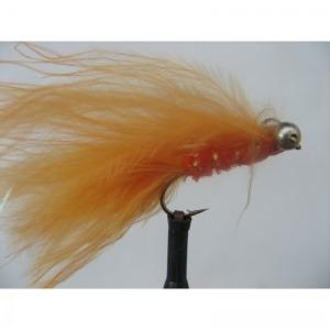 Cats Whisker Orange Size 10 L/S