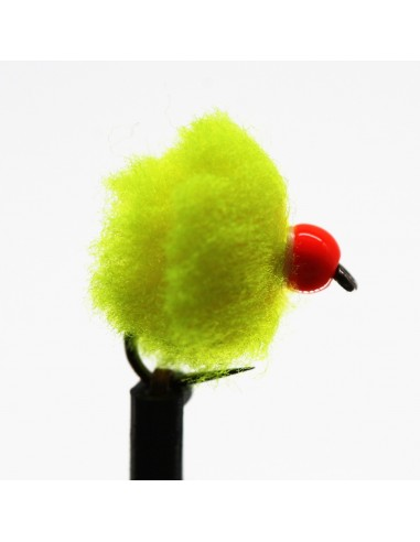 Canary Yellow Egg Floss - Barbless