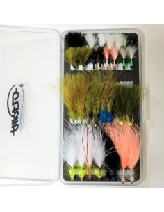 Lures Selection with Box -...