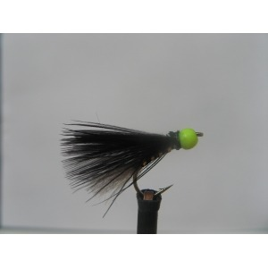 H/Head Cormorant Lime & Sparkle Size 12