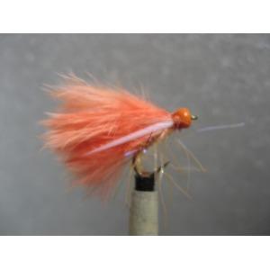 G/H Orange Hares Ear Nymph Size 12