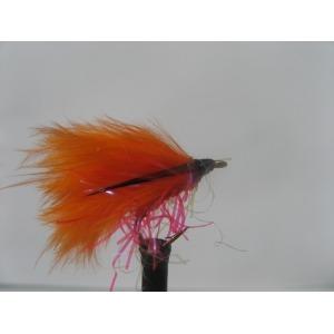 Cormorant UV Orange Straggle Size 12